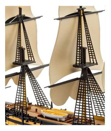 Сборная модель линейный корабль hms victory