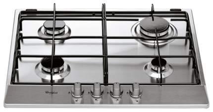Встраиваемая варочная панель газовая Whirlpool AKR 350/IX Silver