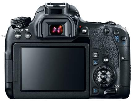 Зеркальный фотоаппарат Canon EOS 77D EF-S 18-55 IS STM Kit Black