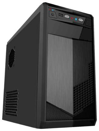 Компьютерный корпус 3Cott 3C-MATX-PV1B 500 вт black