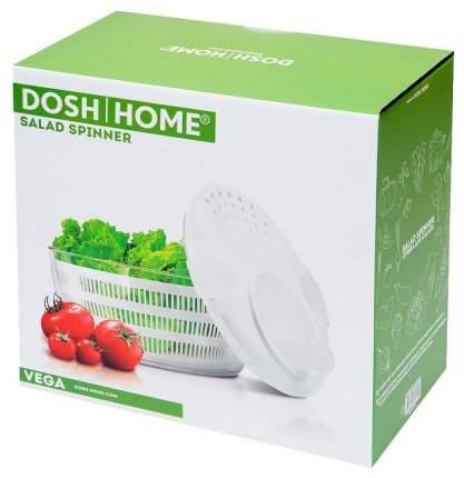 Сушилка для салата Dosh | Home 100700 Белый
