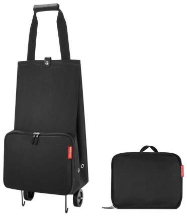 Дорожная сумка Reisenthel Foldable Trolley черная 29 x 27 x 66