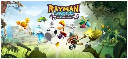 Игра для Nintendo Switch Rayman Legends Definitive Edition