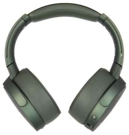 Беспроводные наушники Sony MDR-XB950N Green