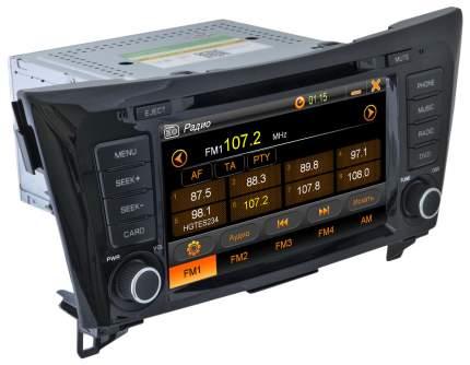 Штатная магнитола Incar (Intro) для Nissan CHR-6295