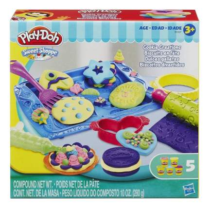 Пластилин Play-Doh Магазинчик печенья