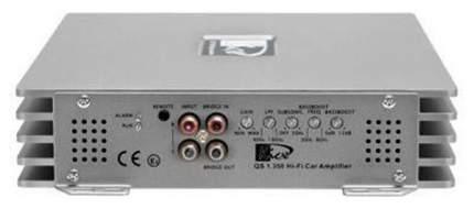 Усилитель 1-канальный KICX QS 1.600