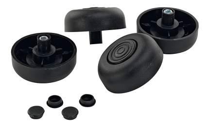 Тумба универсальная Ferplast для Jamaica 60 и Explora 60, МДФ, черная, 62,5 x 73 x 34,4 см