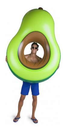 Круг для купания BigMouth Avocado