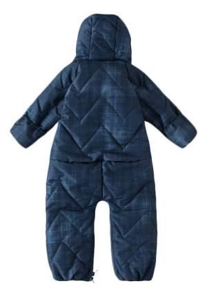 Комбинезон-трансформер Reima Sleeping bag Nalle темно-синий р.74