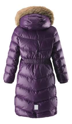 Пальто Reima пуховое для девочки Satu фиолетовое р.134