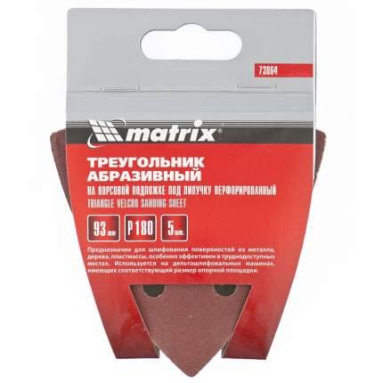Насадка шлифовальная для реноватора MATRIX 73864