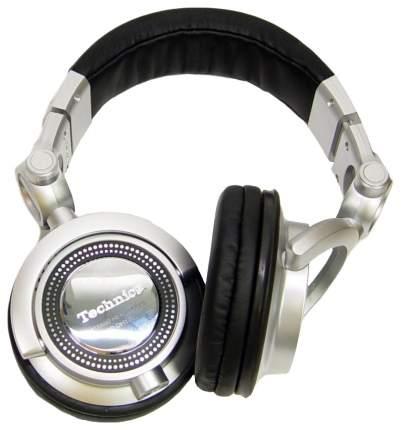 Наушники Technics RP-DH1250 Silver