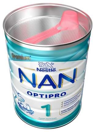 Молочная смесь 1 (от 0 до 6 мес.) NAN Optipro 800 г