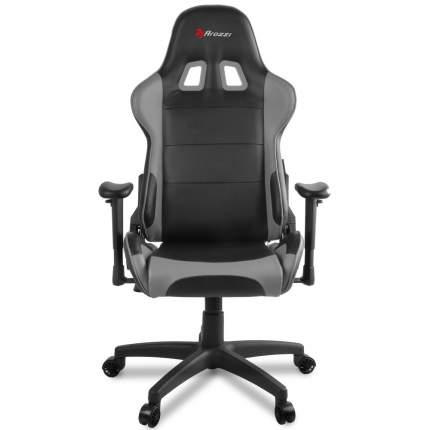 Игровое кресло Arrozzi verona-gy, серый/черный