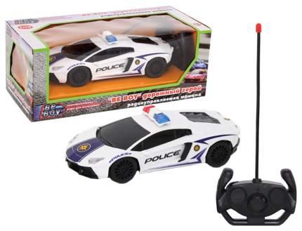 Радиоуправляемая машина BeBoy Дорожный герой Полиция 1:16 IT100927
