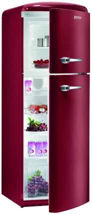 Холодильник Gorenje RF60309OR Red