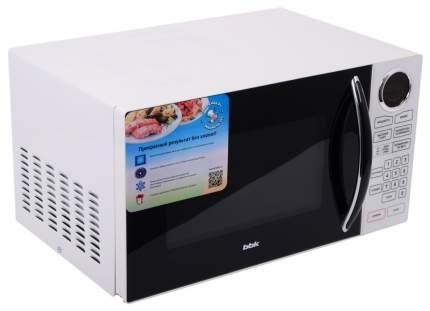 Микроволновая печь соло BBK 23MWS-916S/BW white/black