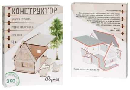 """Конструктор деревянный Model Toys """"Ферма"""" Dom 5"""