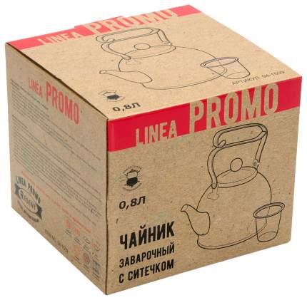 Заварочный чайник Regent Inox 94-1509 Серебристый