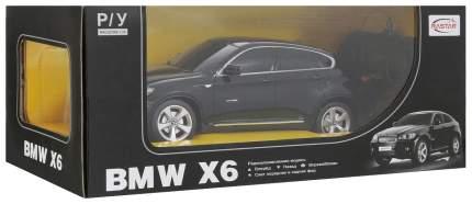 Радиоуправляемая машинка Rastar BMW X6 черная 31700B