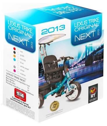Велосипед трехколесный RT Lexus Trike Original Next Deluxe Белый