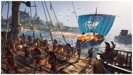 Игра для PlayStation 4 Assassin's Creed: Одиссея, Omega Edition