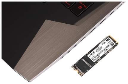 Внутренний SSD диск Crucial P1 500GB (CT500P1SSD8)