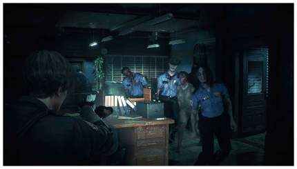 Игра Resident Evil 2 для Xbox One