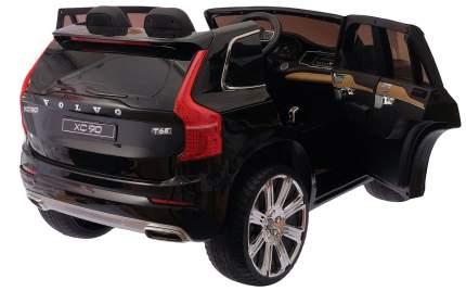 Электромобиль DAKE р/у Volvo (свет, звук), черный