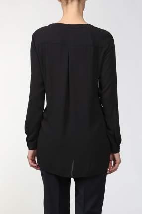 Блуза женская Marks & Spencer T432981Y4 черная 8 UK