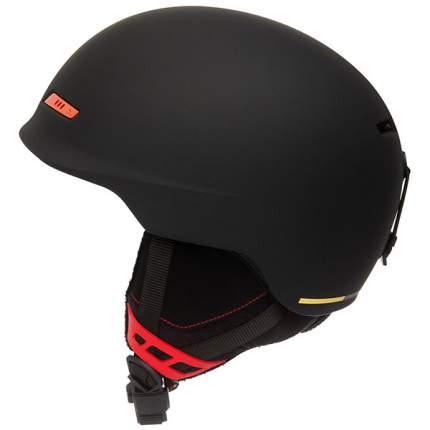 Горнолыжный шлем Quiksilver Play 2019, black, M