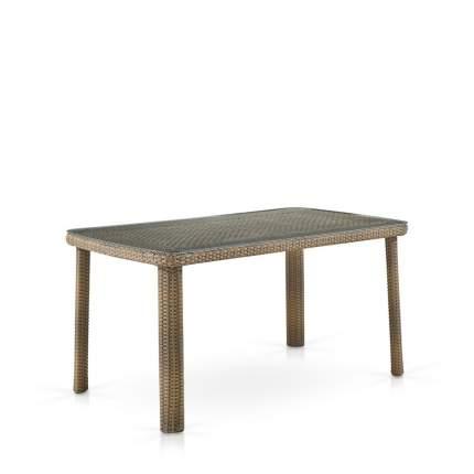 Комплект плетеной мебели Afina T51B/S51B-W65 Light brown