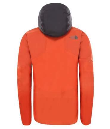 Куртка мужская The North Face Vapor Brig, papaya orange/tnf black, L INT
