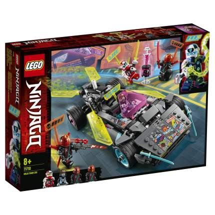 Конструктор LEGO NINJAGO 71710 Специальный автомобиль Ниндзя