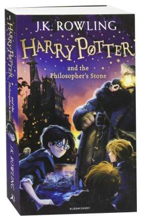 Книга Bloomsbury Rowling J. Harry Potter And The Philosopher`S Stone...