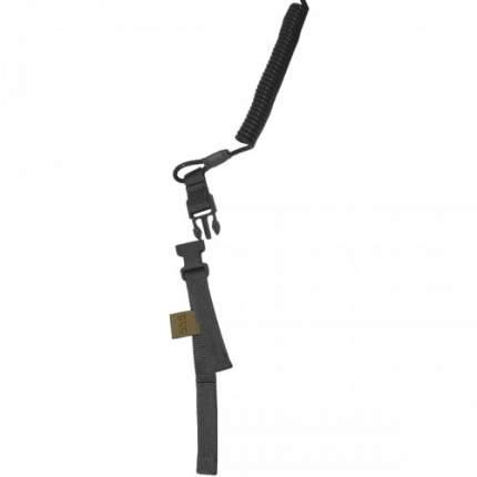 Шнур страховочный для пистолета спиральный VT 555 U1214 серый