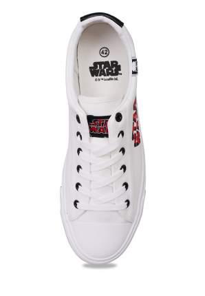 Кеды мужские Star Wars 03906140 белые 43 RU