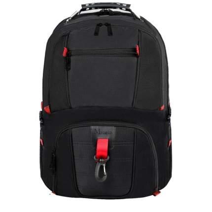 """Рюкзак для путешествий Matein TSA Travel, 17,3"""", черный"""