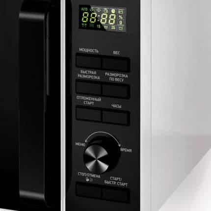Микроволновая печь соло BBK 25MWS-970T/WB White/Black