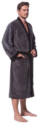 Халат Morgenstern Jack 5640 темно-серый XL