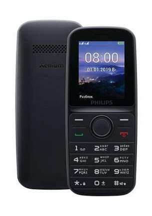 Кнопочный телефон Philips Xenium E109 Bl