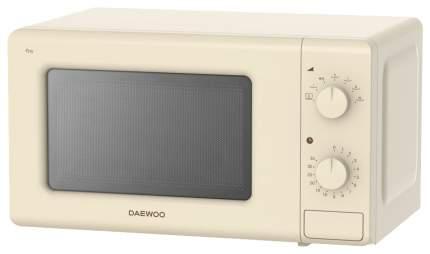 Микроволновая печь соло Daewoo KOR-7717C beige