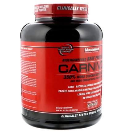 Протеин Musclemeds Carnivor 1820 г Chocolate