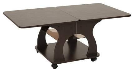 Журнальный столик Mebelson Купер MBS_CZ-009_3 60/120х70х51,6 см, венге
