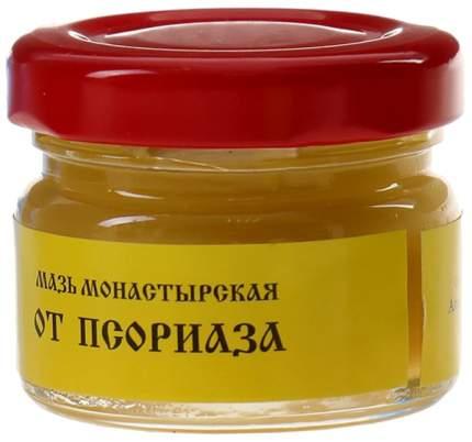Мазь Монастырская Бизорюк Фабрика здоровья от псориаза 25 мл