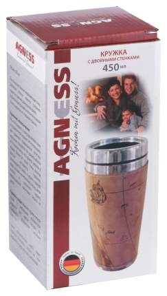 Термокружка Agness 910-040 450 мл