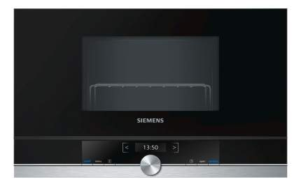 Встраиваемая микроволновая печь Siemens BE634LGS1