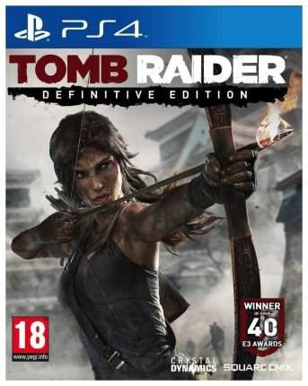 Игра Tomb Raider: Definitive Edition для PlayStation 4