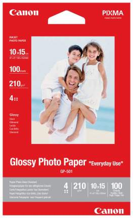 Фотобумага для принтера Canon GP-501c